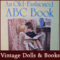 Vintage Dolls and Book